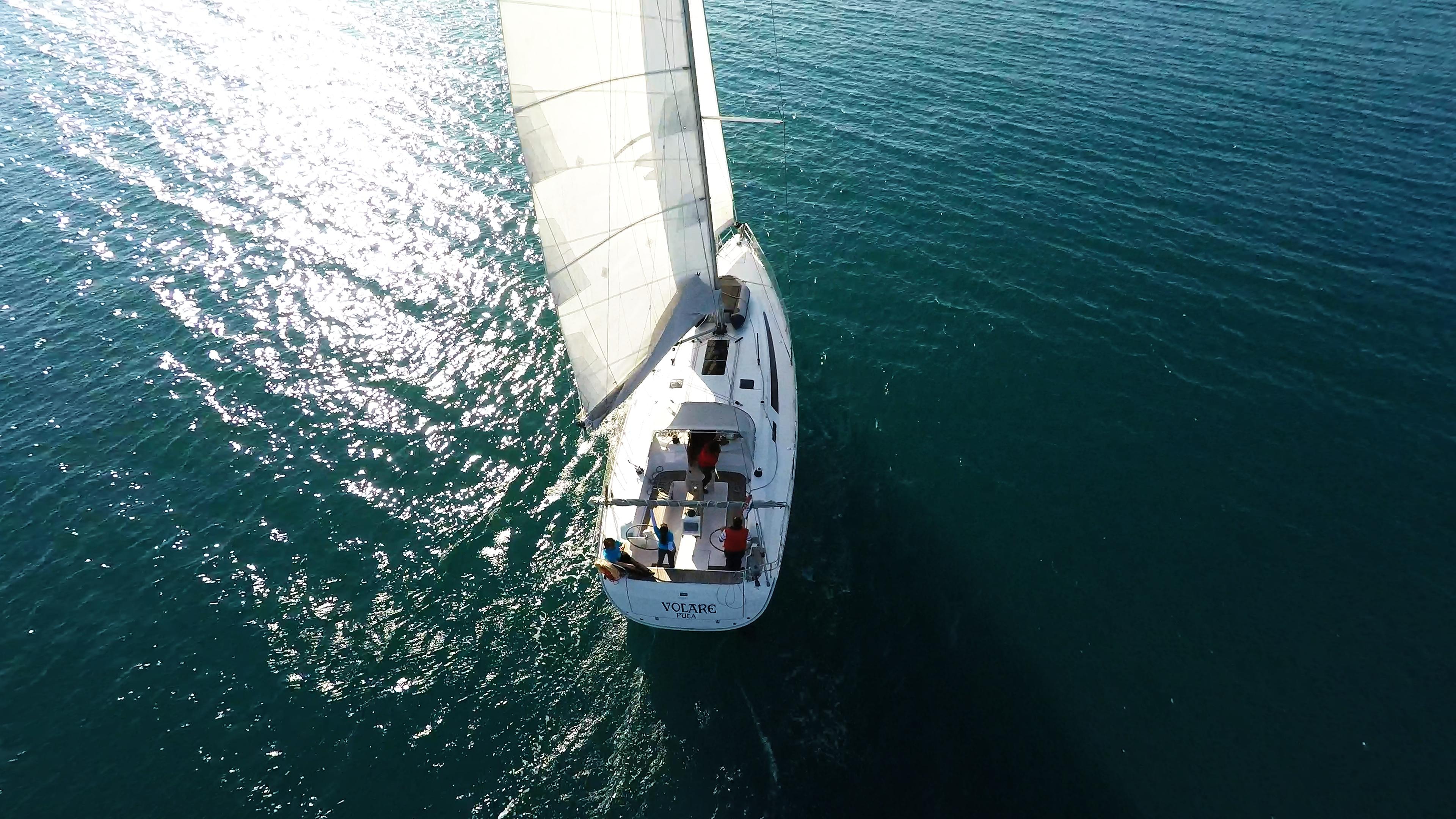 barcha a vela yacht a vela bavaria 46 vele barca a vela