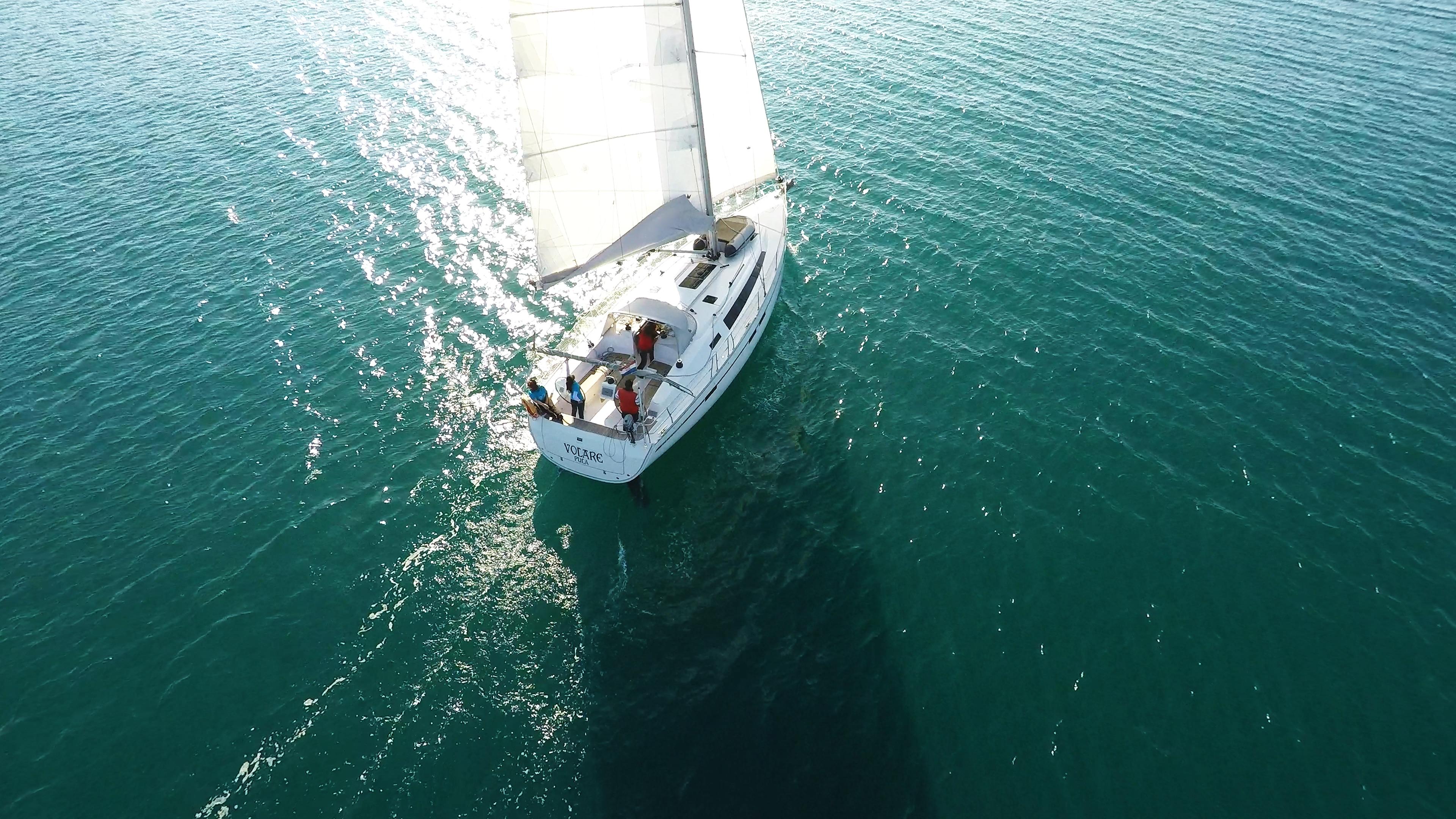 barcha a vela yacht a vela bavaria 46