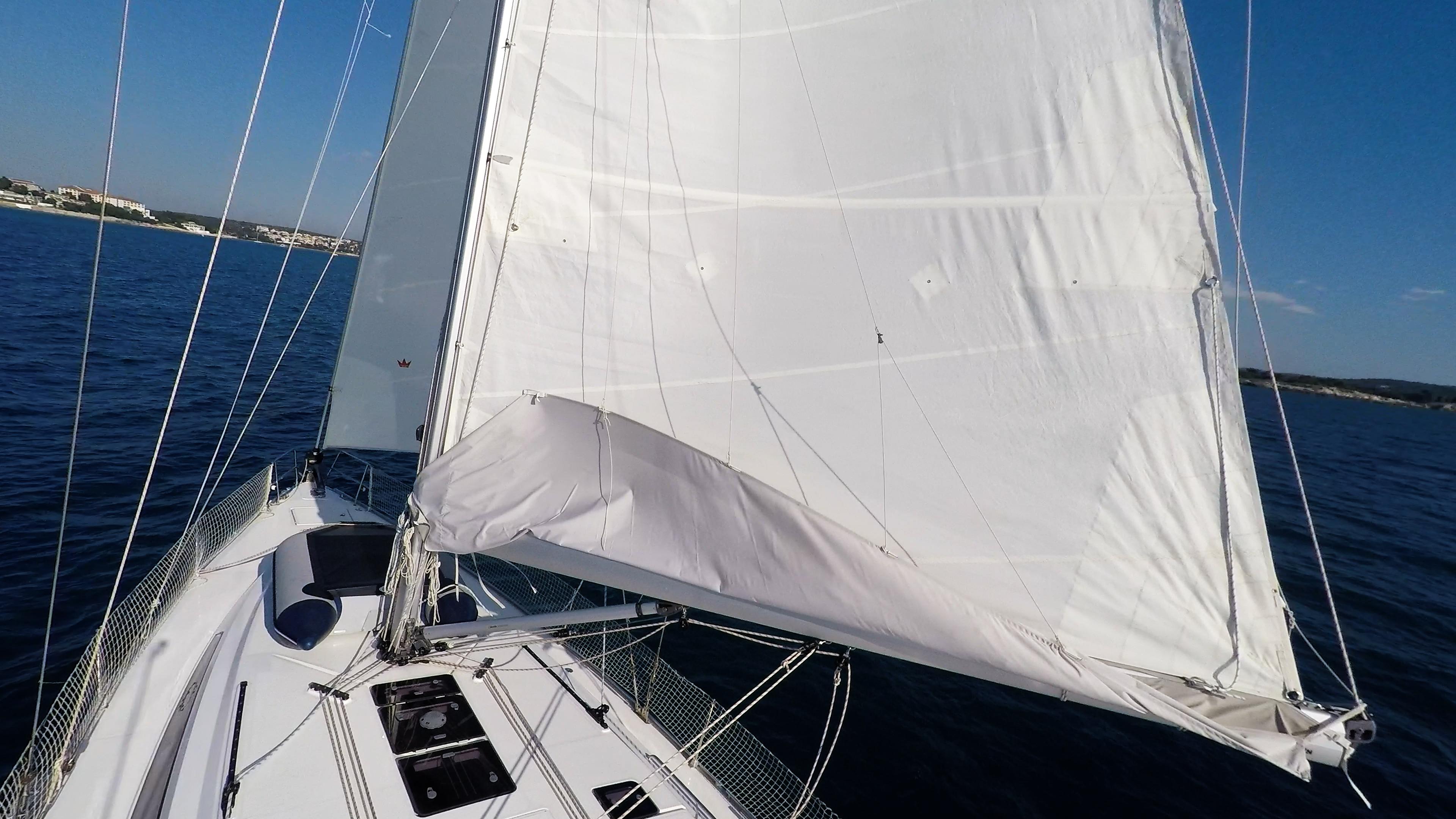 barcha a vela vele ponte barca a vela albero