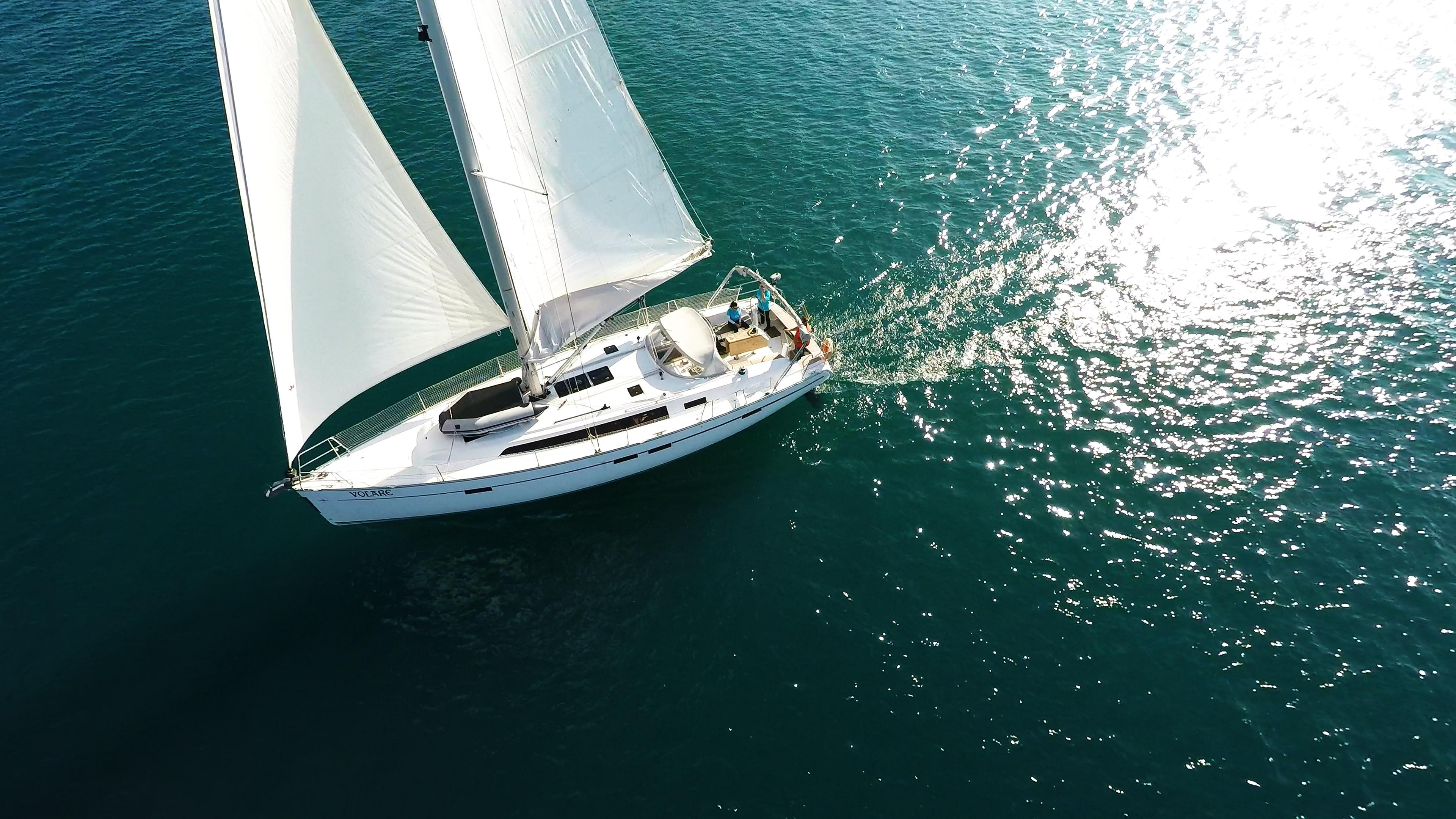 barcha a vela vele yacht a vela bavaria 46 barca