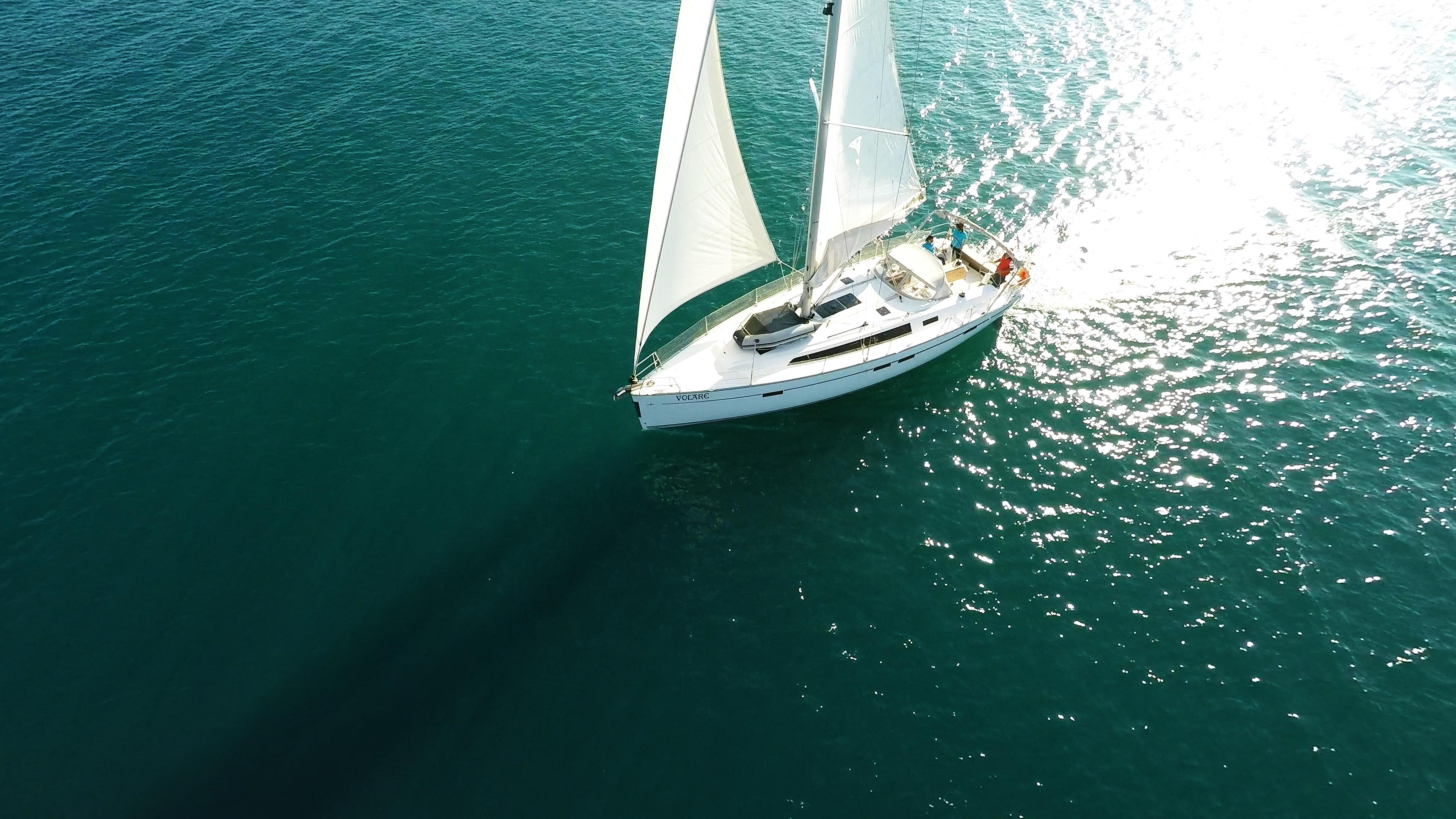 barcha a vela vele yacht a vela bavaria 46 barca a vela mare