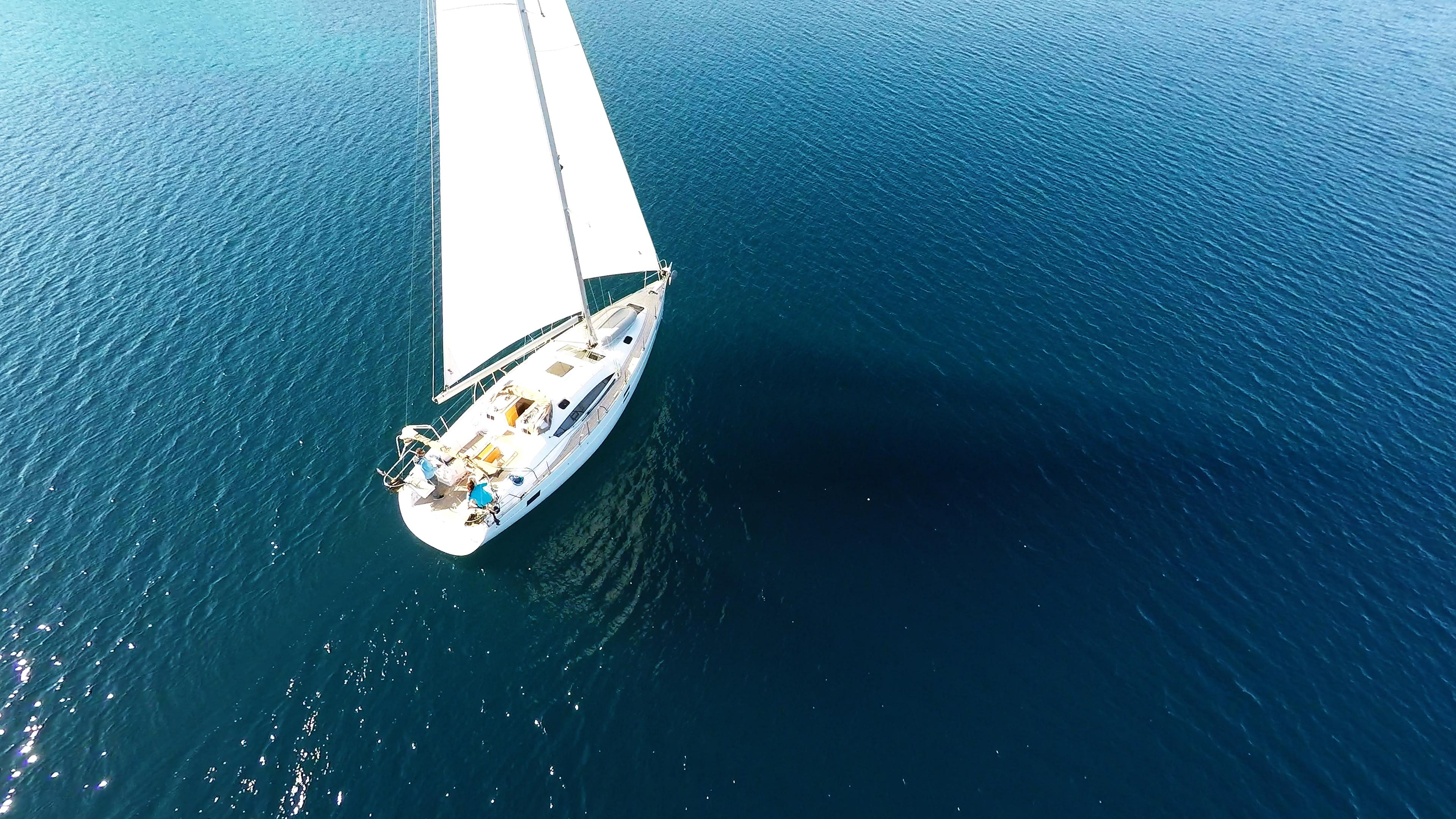 barcha a vela elan 45 impression da sopra yacht a vela