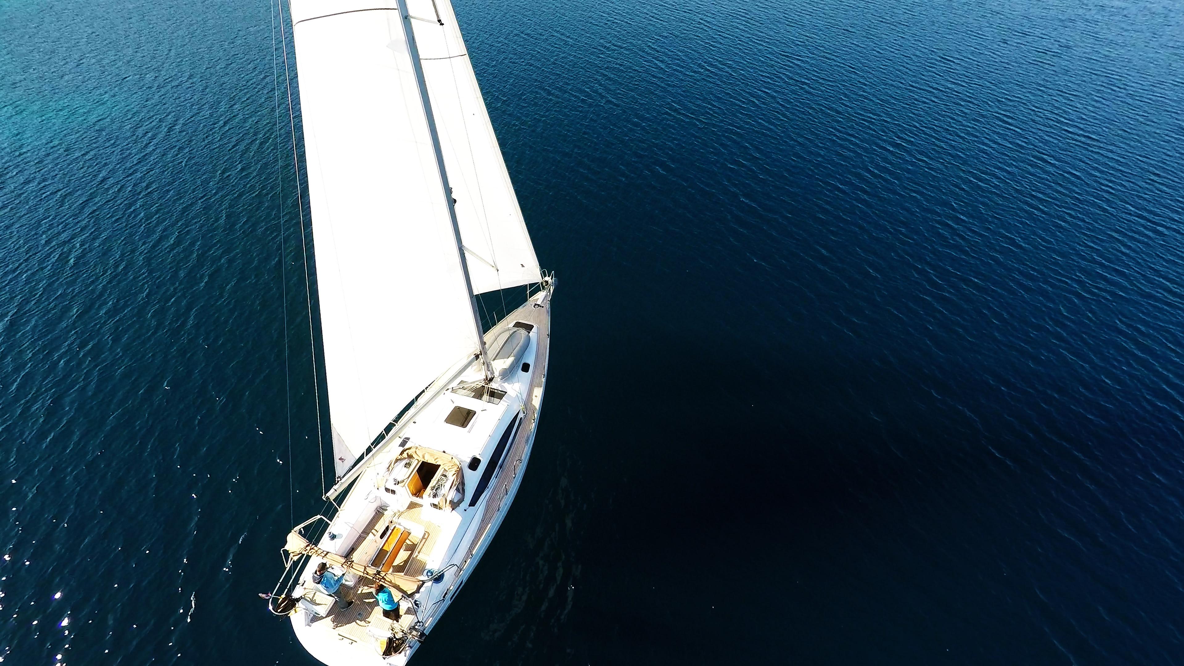 barcha a vela elan 45 impression vela yacht a vela barca a vela mare