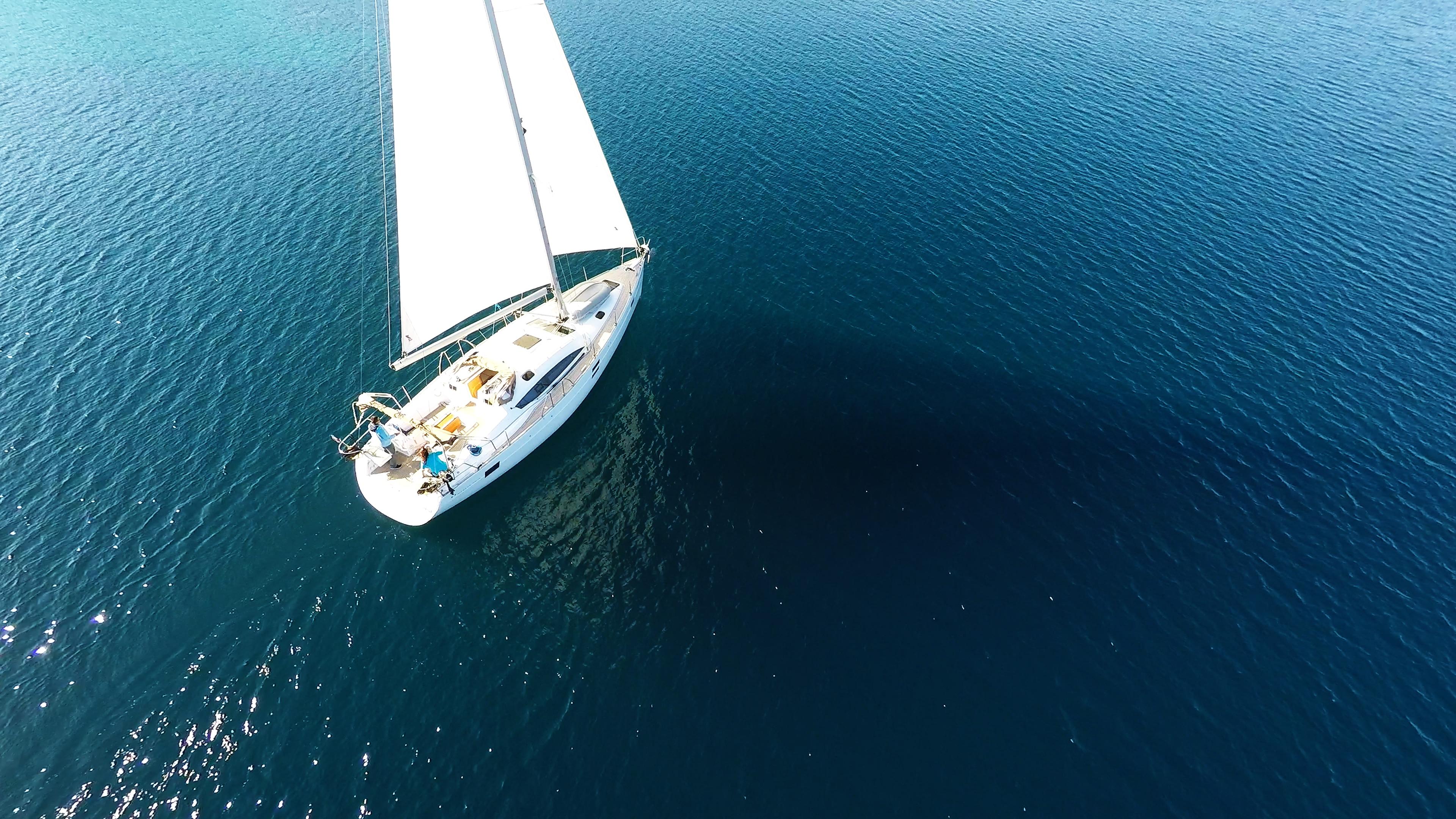 barcha a vela elan 45 impression barca a vela nollegio yacht a vela