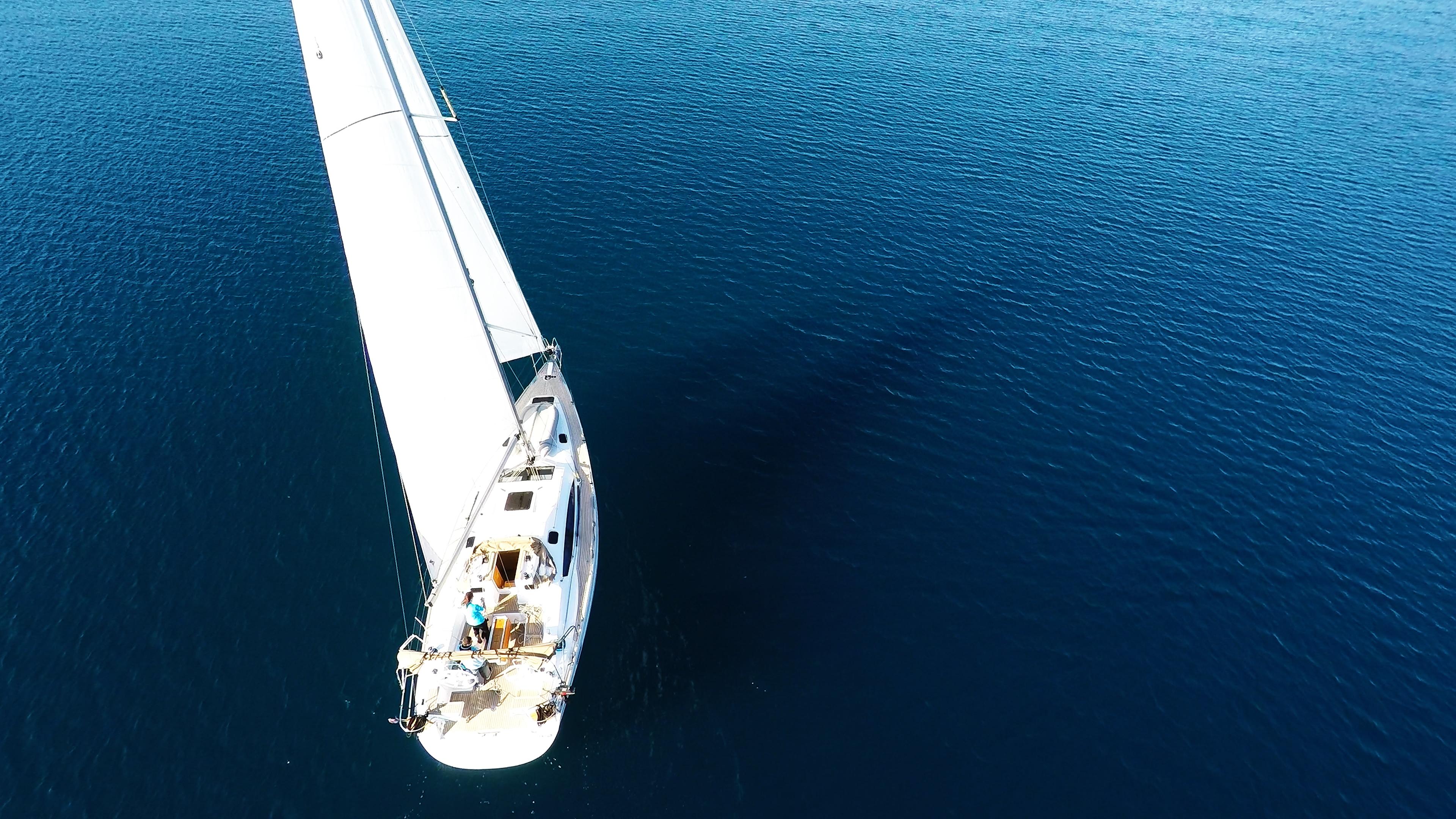 barcha a vela elan 45 barca a vela veleggiare vele