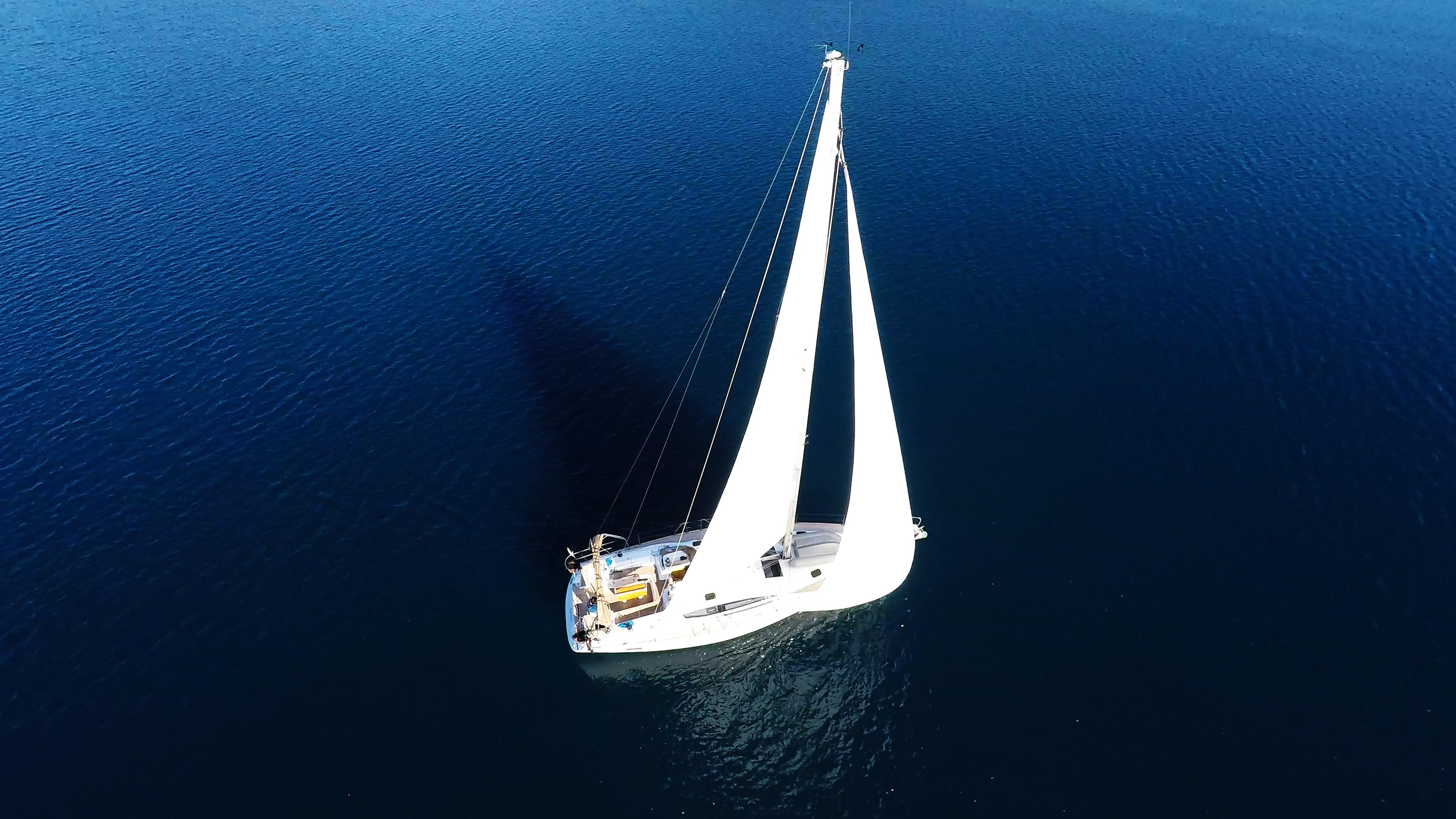 barcha a vela albero vela barca a vela yacht a vela elan 45