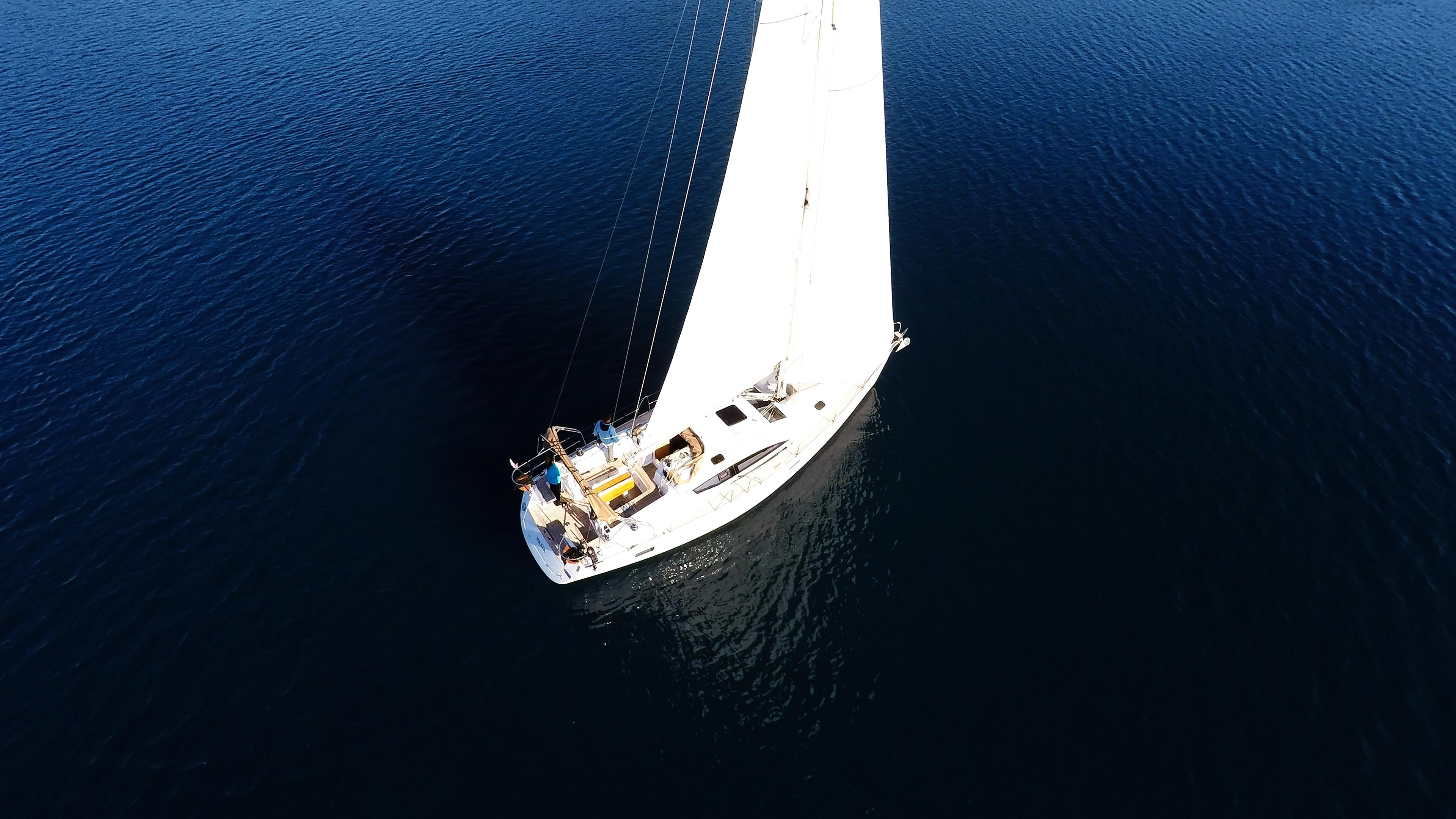 barcha a vela barca a vela mare blu vele elan 45 impression yacht a vela