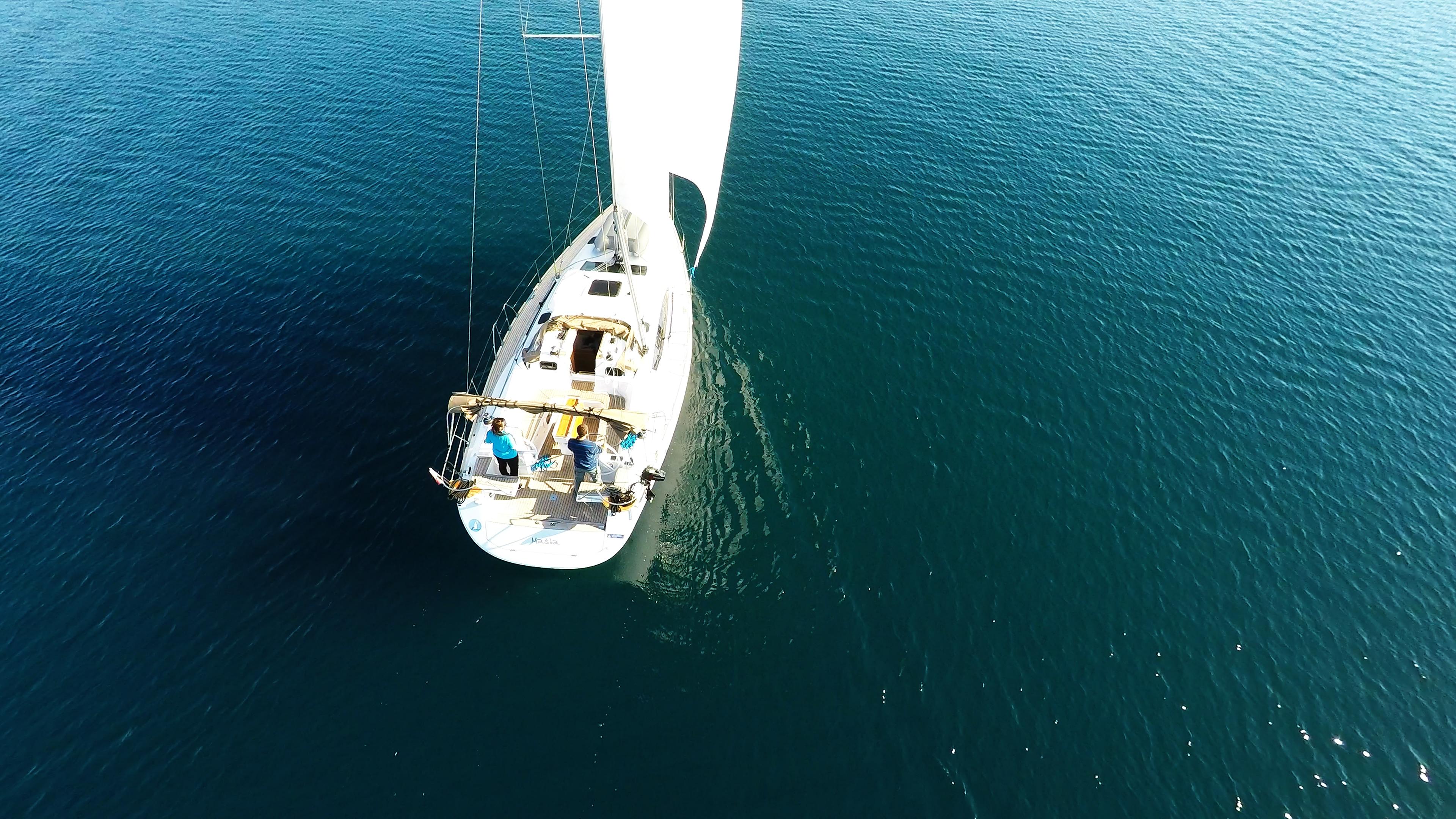 barcha a vela barca a vela elan 45 impression yacht a vela vela