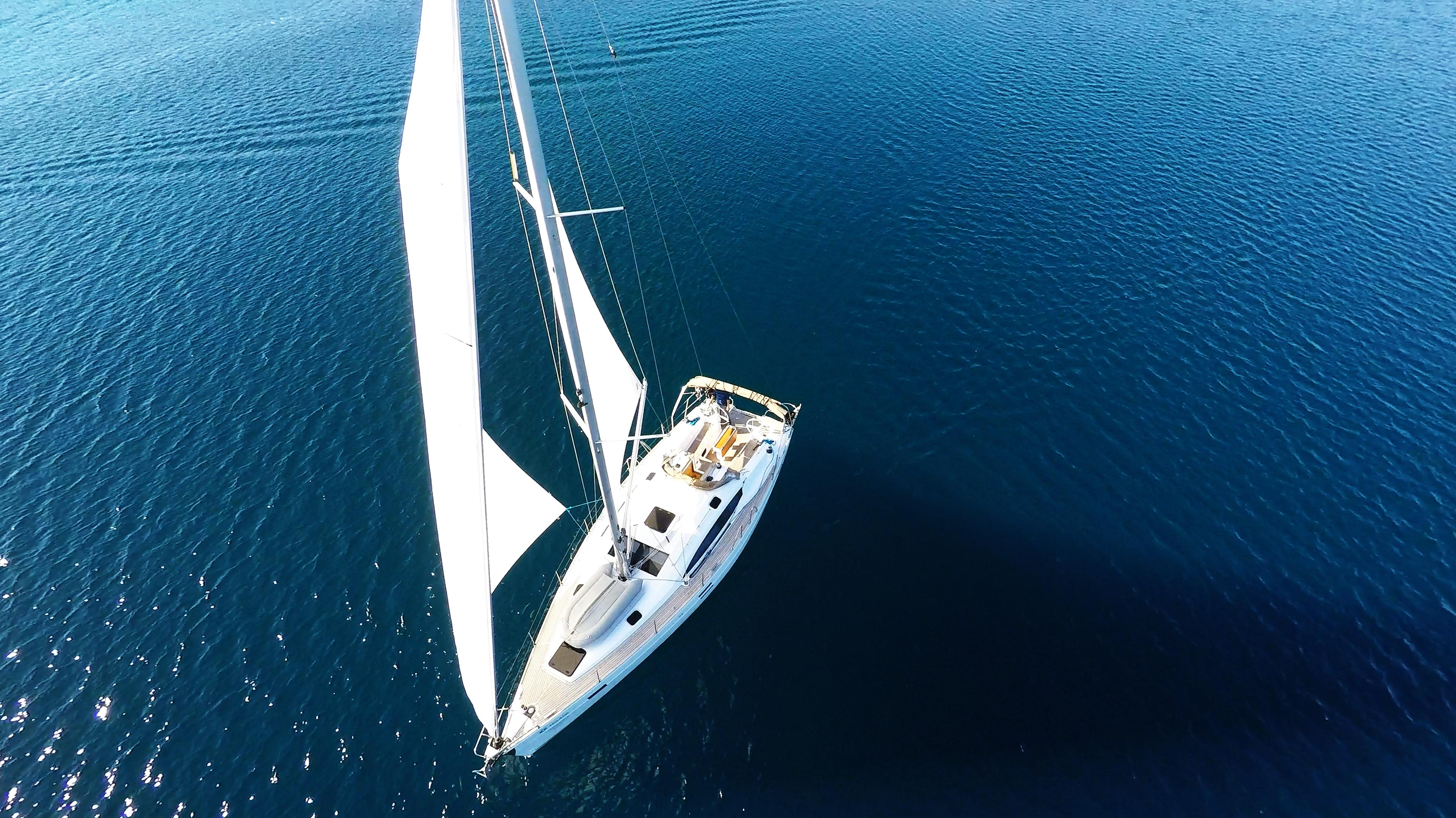 barcha a vela barca a vela elan 45 impression mare vela yacht a vela