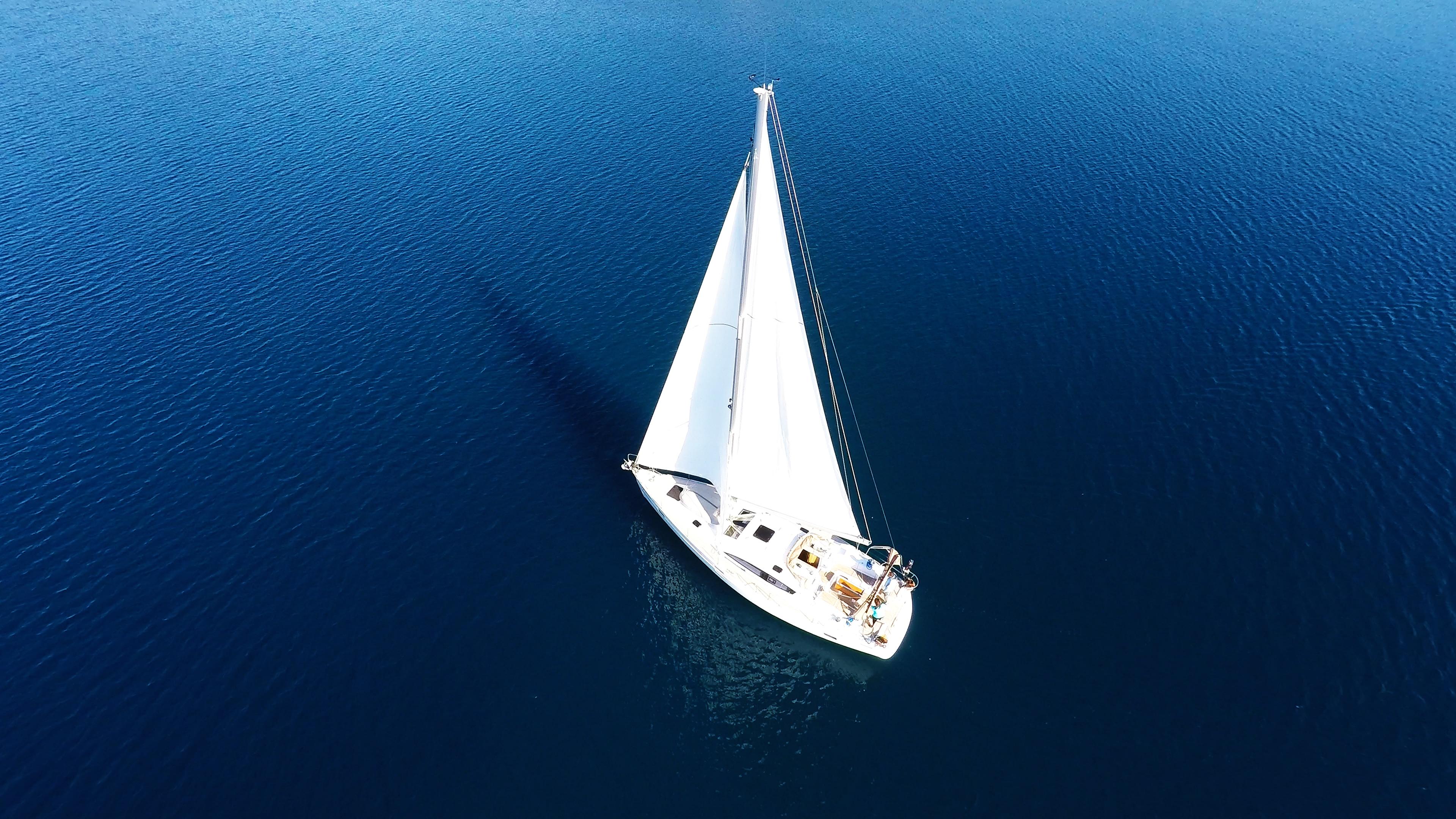 barcha a vela barca a vela yacht a vela mare blu vele barca