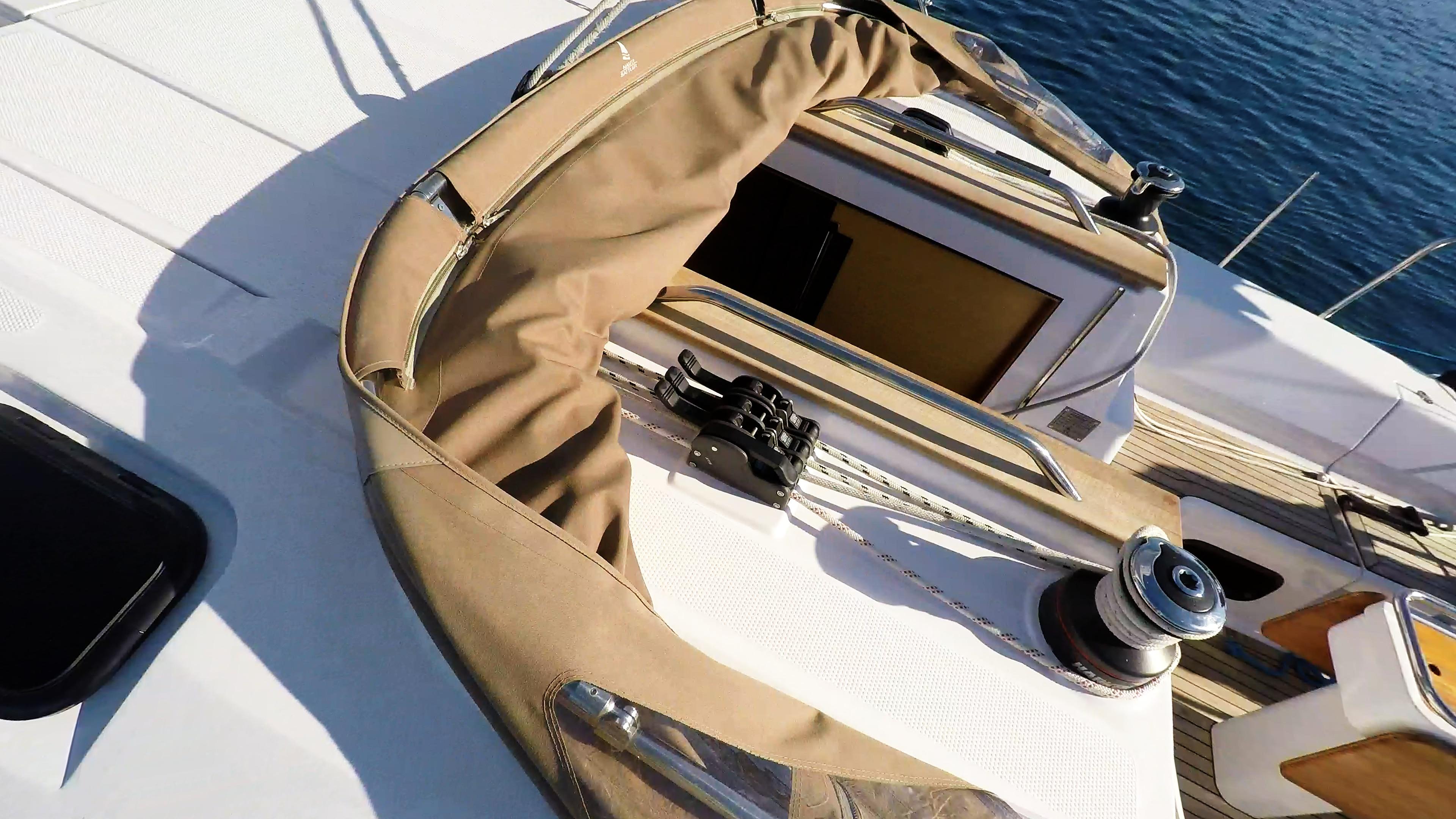 barcha a vela scimapers verricello ponte yacht a vela elan 45 impression barca a vela