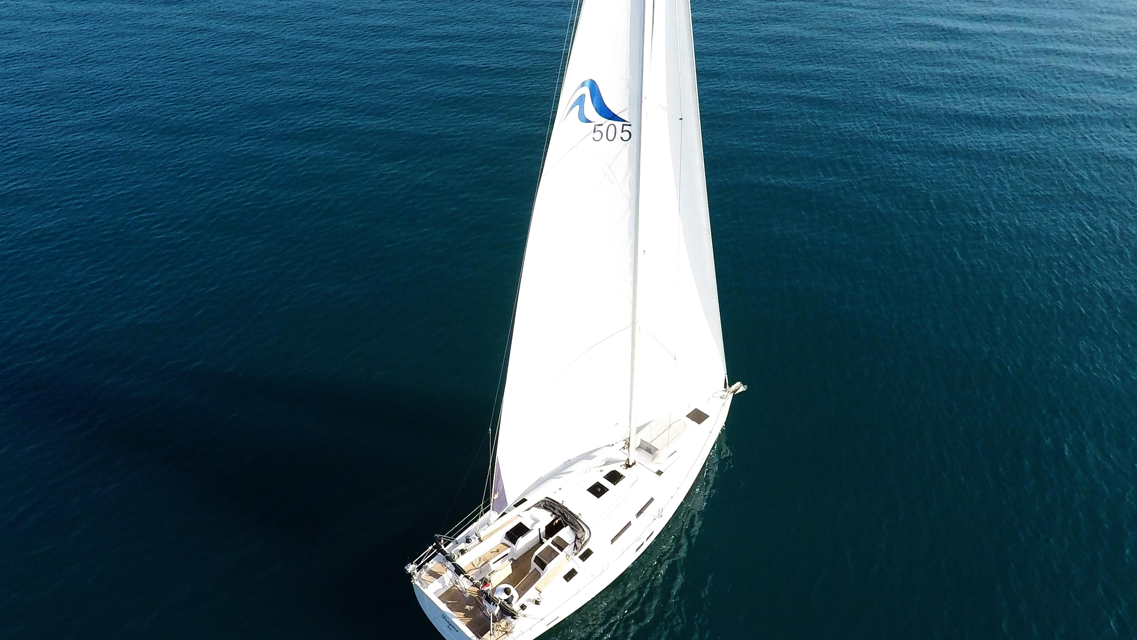 barcha a vela Hanse 505 yacht a vela 8