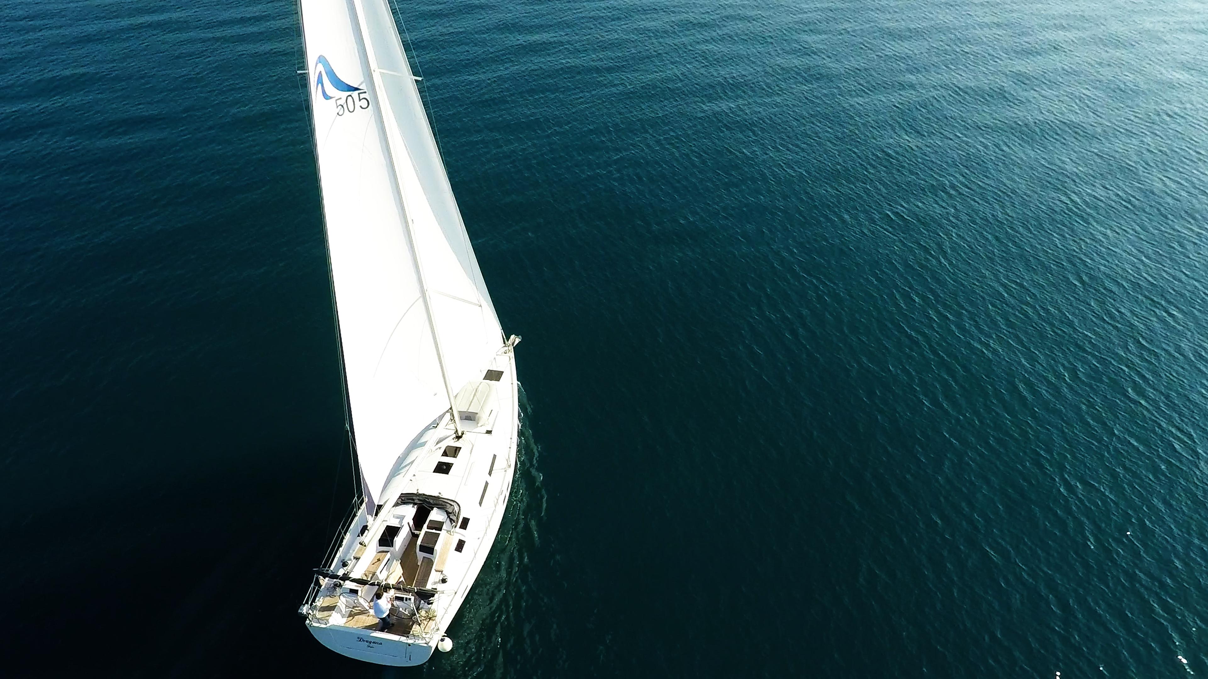 barcha a vela Hanse 505 yacht a vela 9