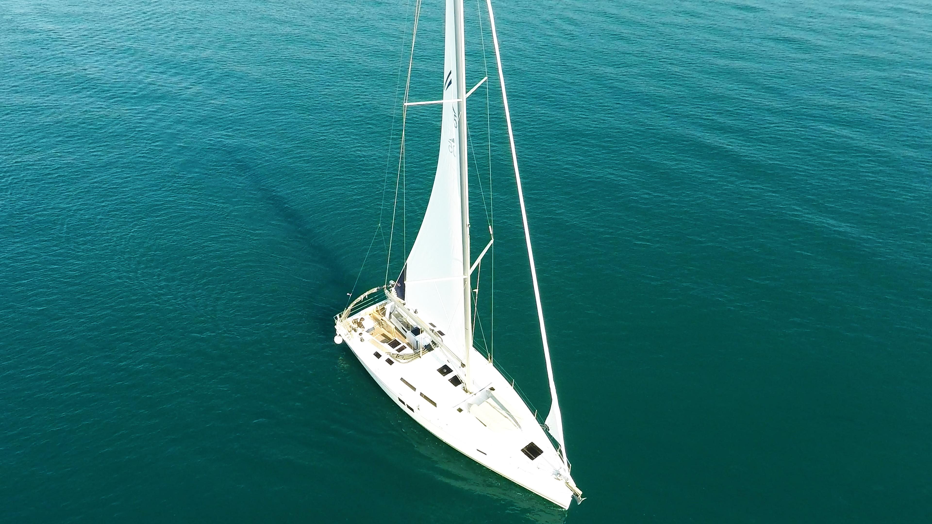 barcha a vela Hanse 505 veleggiare
