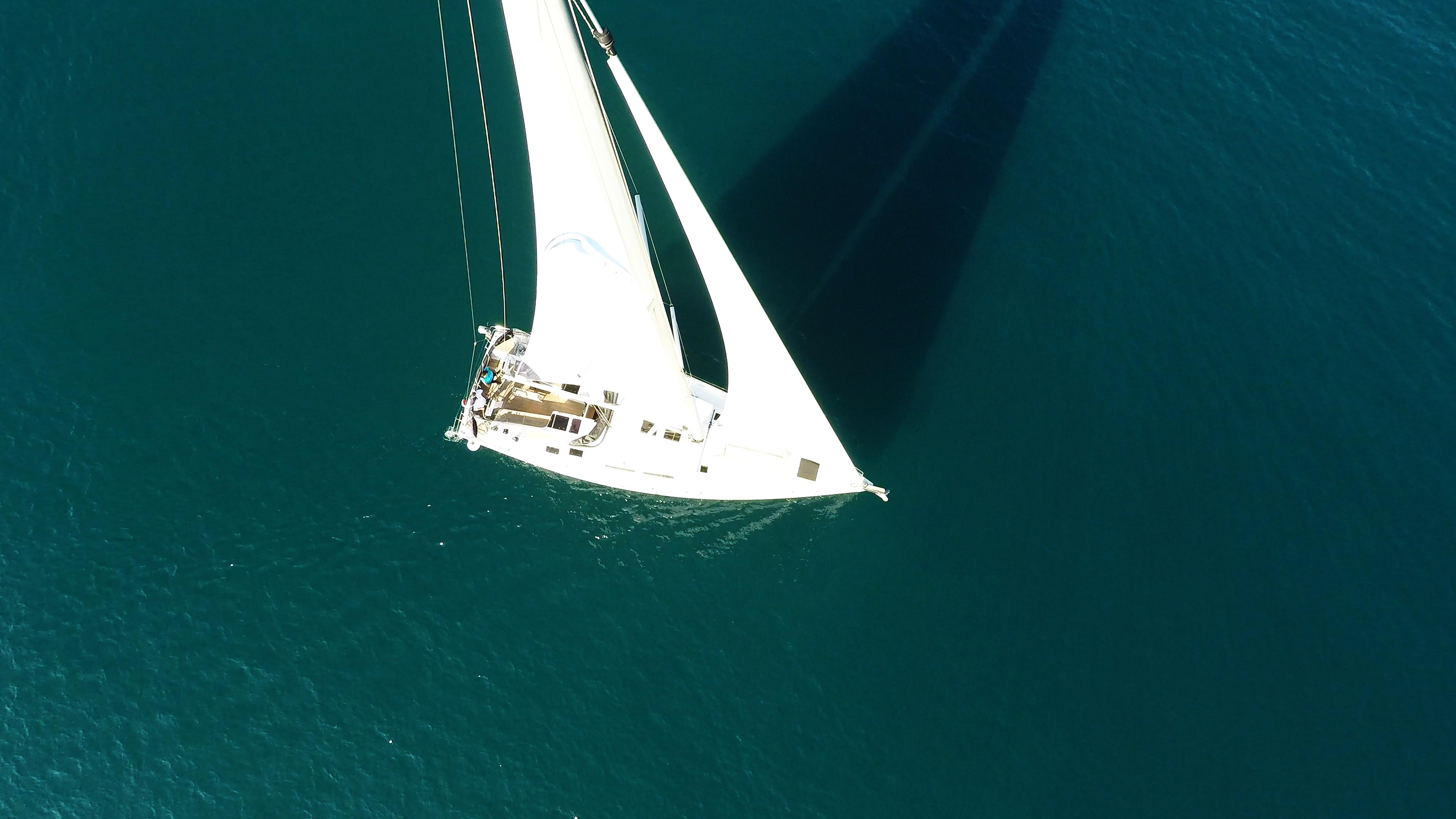 barcha a vela barca a vela Hanse 505 vele ponte pozzetto