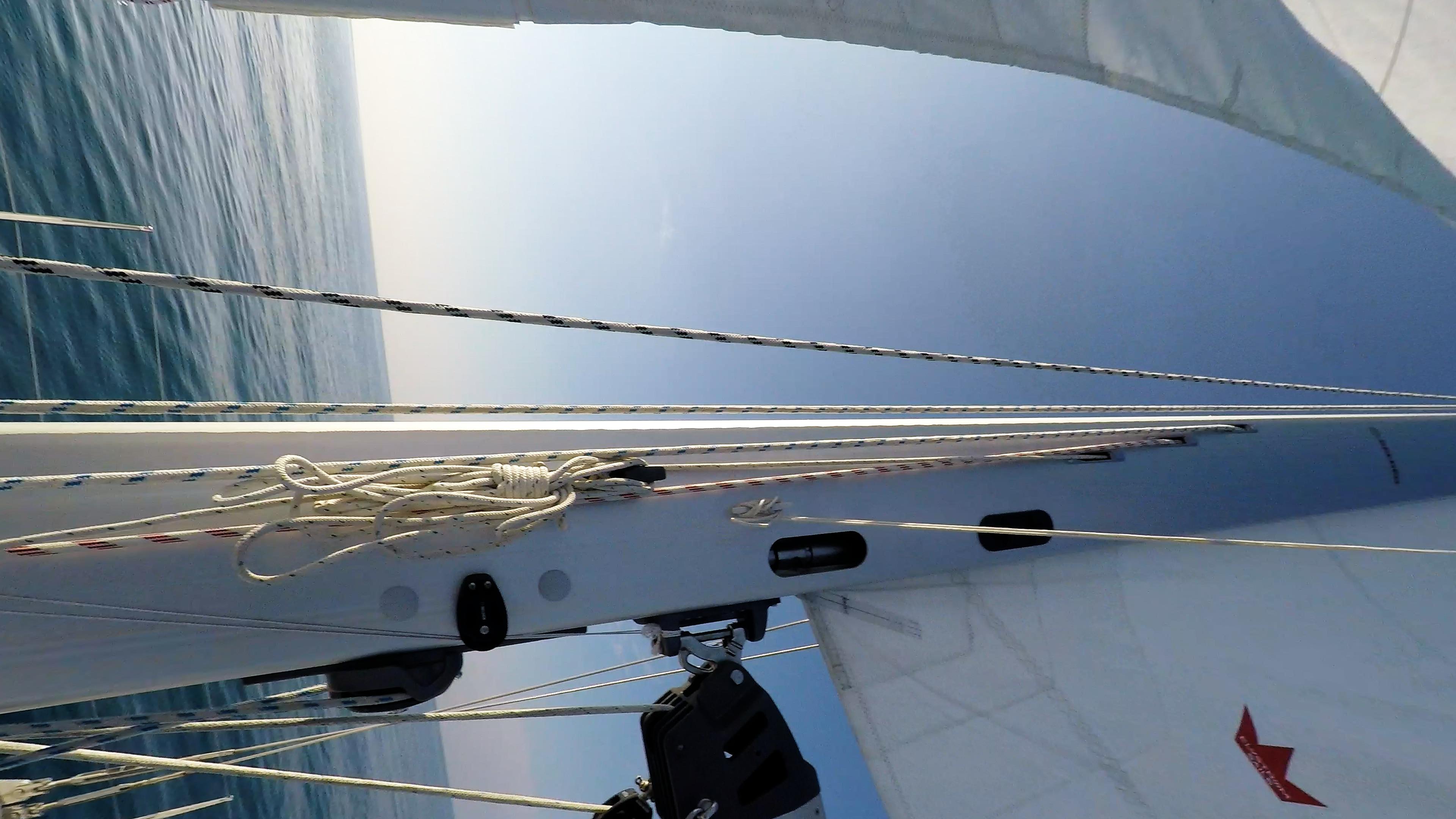 barcha a vela barca a vela corde corde albero