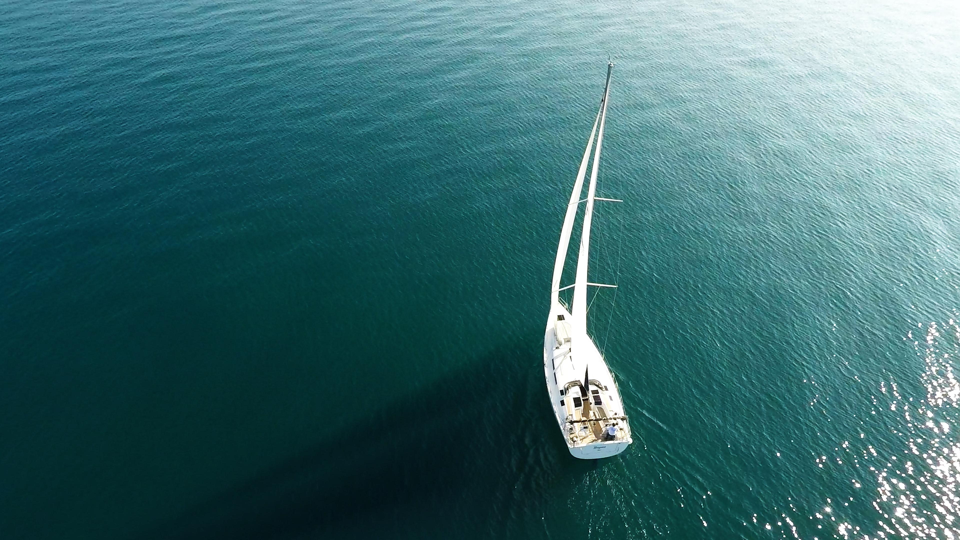 barcha a vela yacht a vela aereo 3