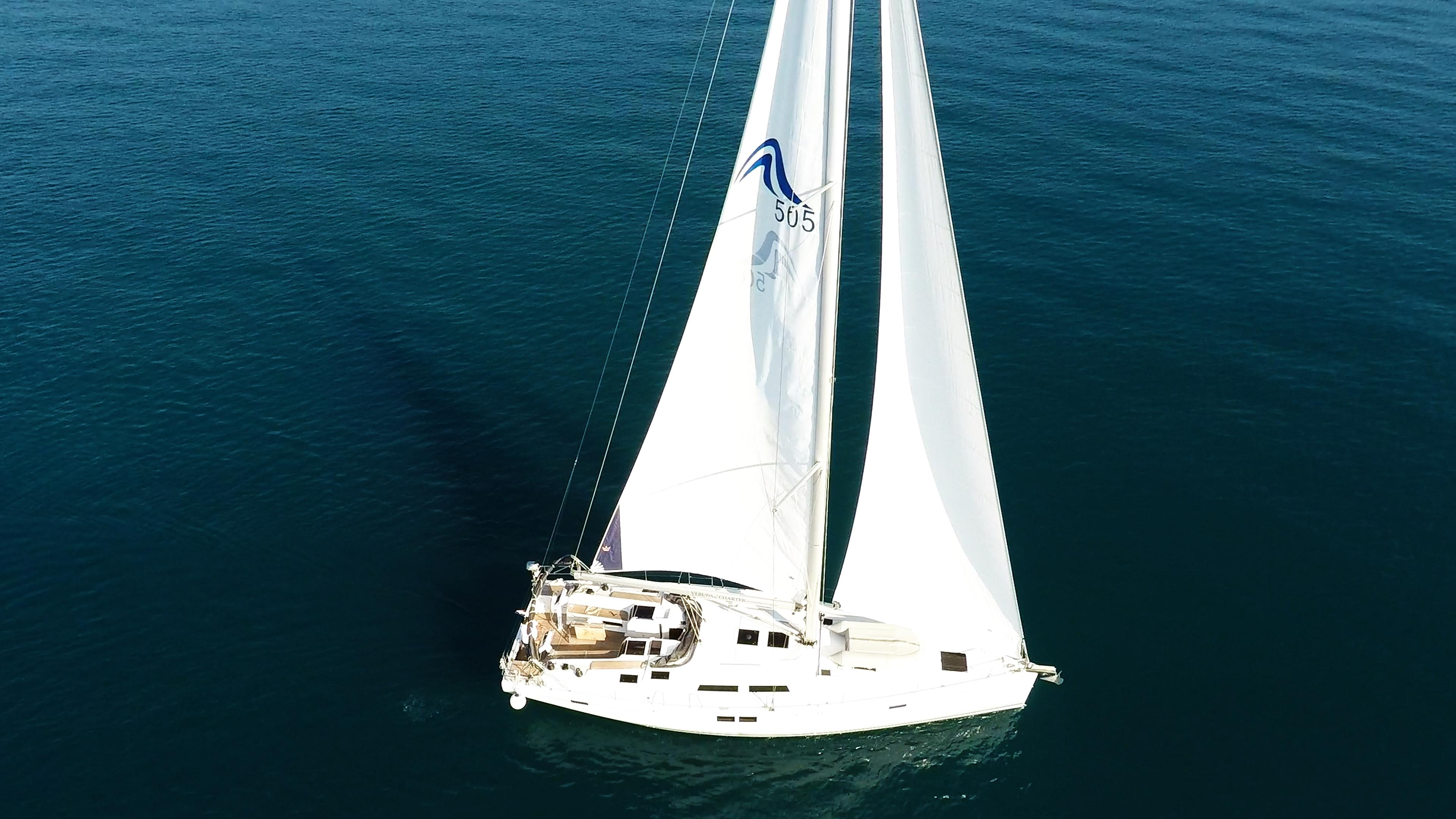 barcha a vela yacht a vela da sopra 1