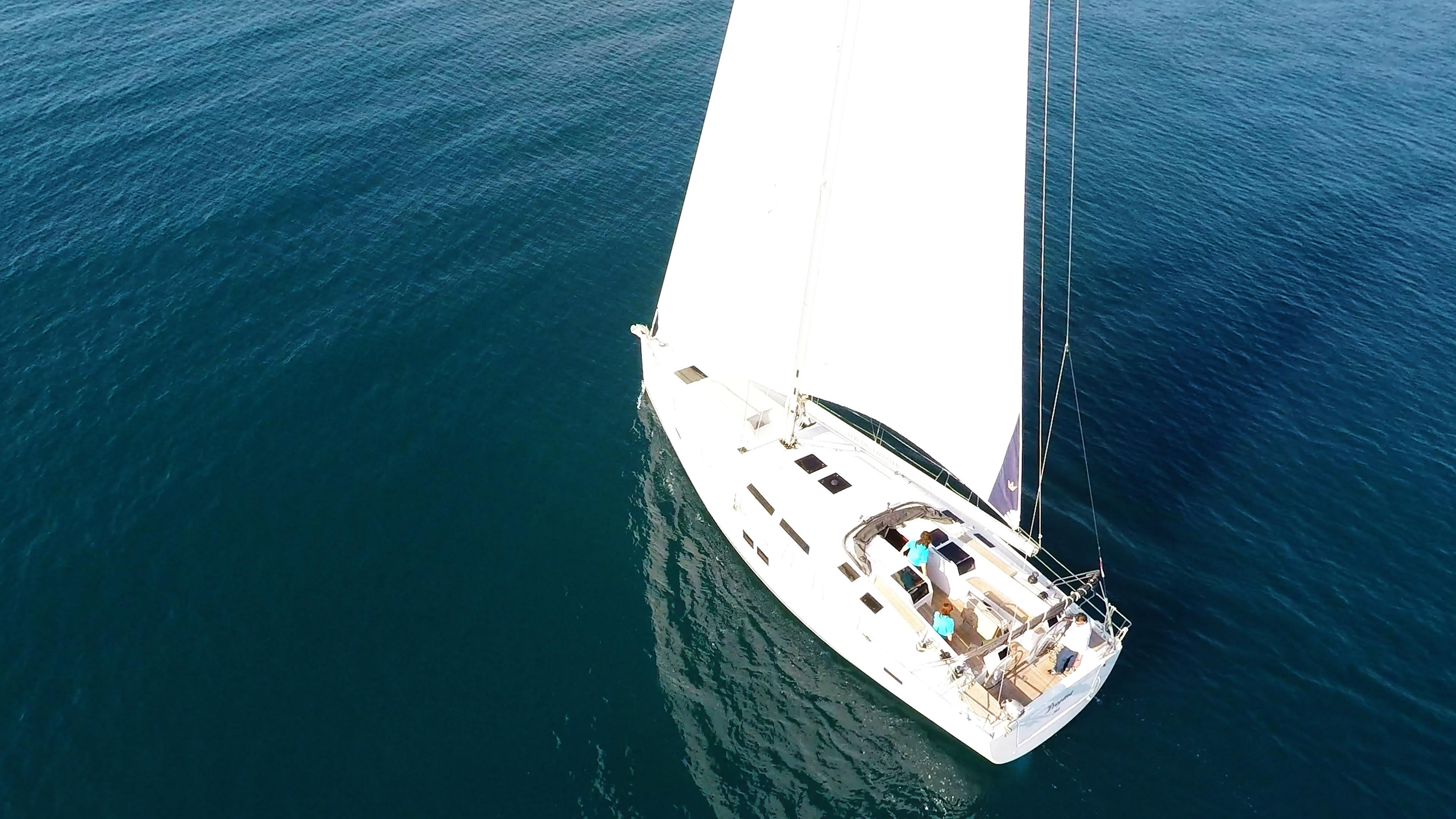 barcha a vela yacht a vela Hanse 505 2
