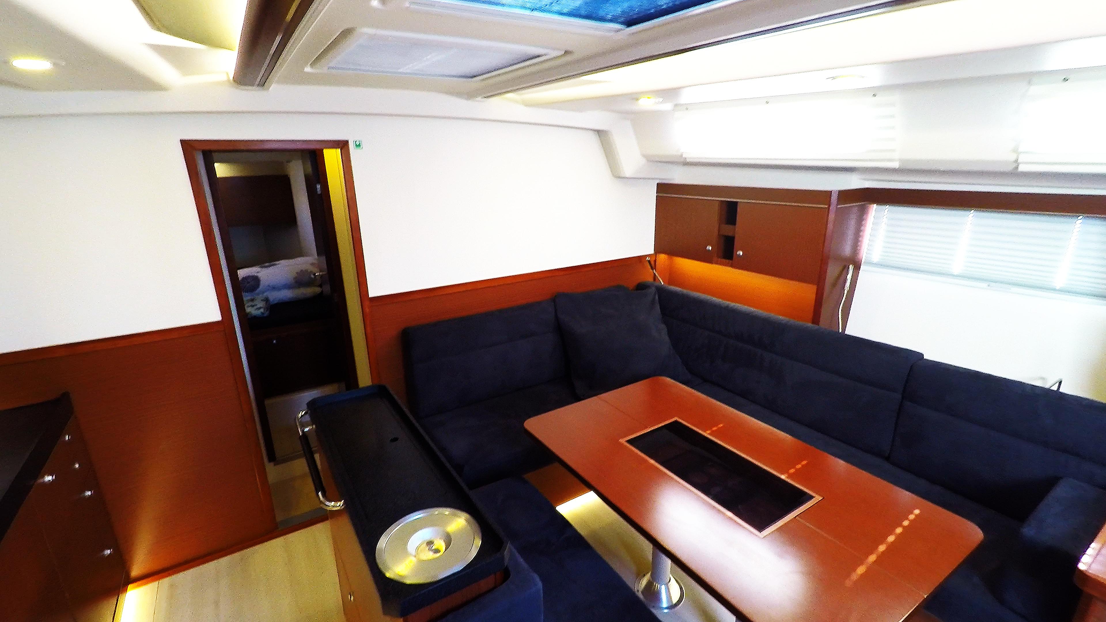 barcha a vela salone yacht a vela hanse 505