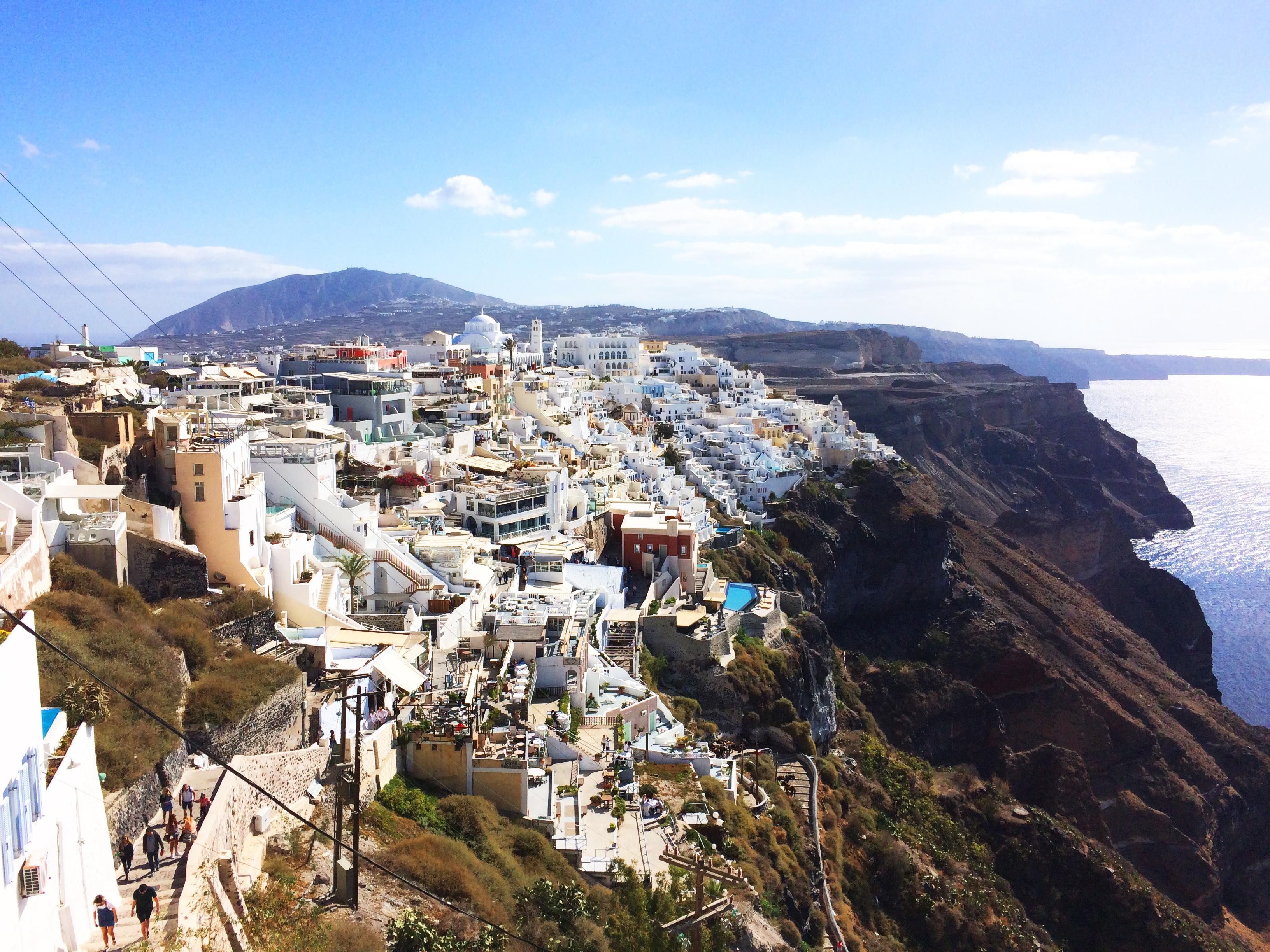 Santorini Grecia 1