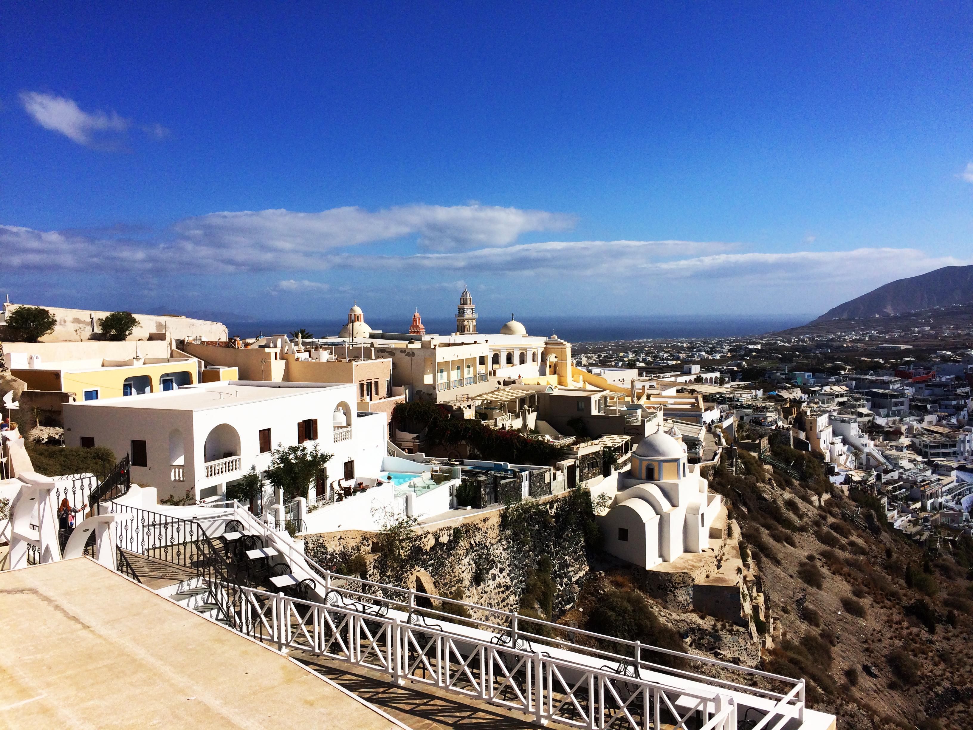 Santorini Grecia 2